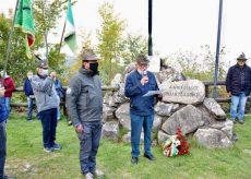 La Guida - Cerimonia in ricordo degli Alpini deceduti nel 2020