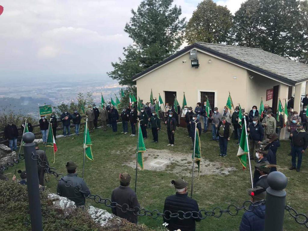 cerimonia caduti alpini san Maurizio cervasca