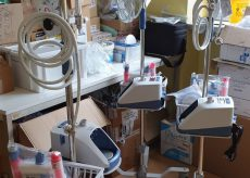 La Guida - 50 i malati contagiati dal coronavirus ricoverati nell'Ospedale di Saluzzo