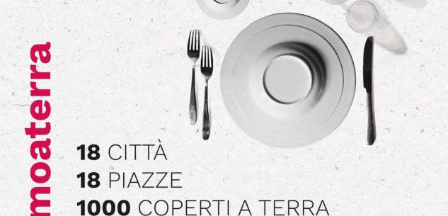 """La Guida - Il mondo dei locali e della ristorazione scende in piazza: """"#siamoaterra"""""""