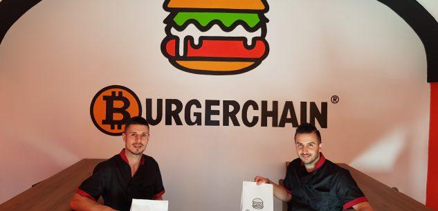 """La Guida - """"Burgerchain"""" nuova apertura a Cuneo"""
