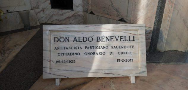 La Guida - Al Famedio dei cuneesi illustri una targa in ricordo di don Benevelli