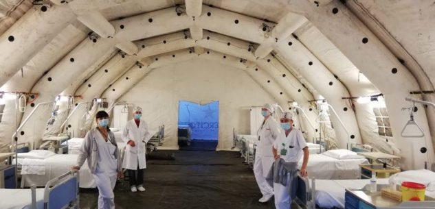 La Guida - Ospedali e contagi, calano i numeri anche nel cuneese