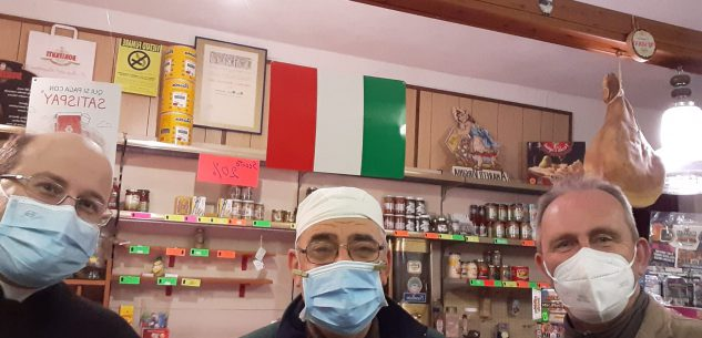 La Guida - Chiuso a Tarantasca storico negozio di alimentari in via Vittorio Veneto
