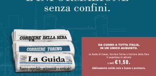 La Guida - In edicola il Corriere della Sera in omaggio con La Guida