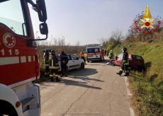 La Guida - Alba, due persone ferite in un incidente a Scaparoni