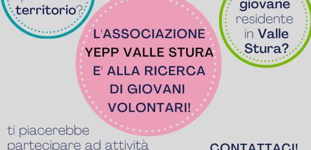 La Guida - L'associazione Yepp Valle Stura cerca giovani volontari