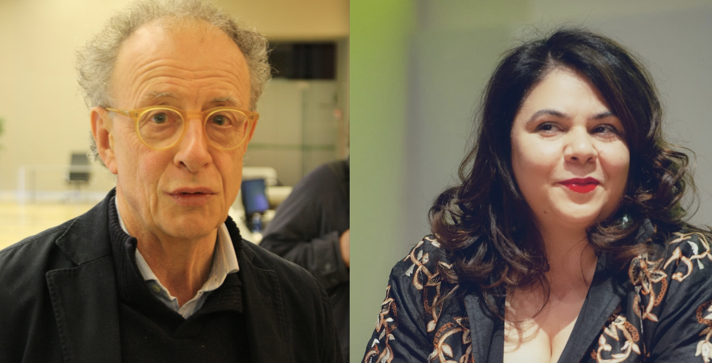 Gherardo Colombo e Michela Murgia