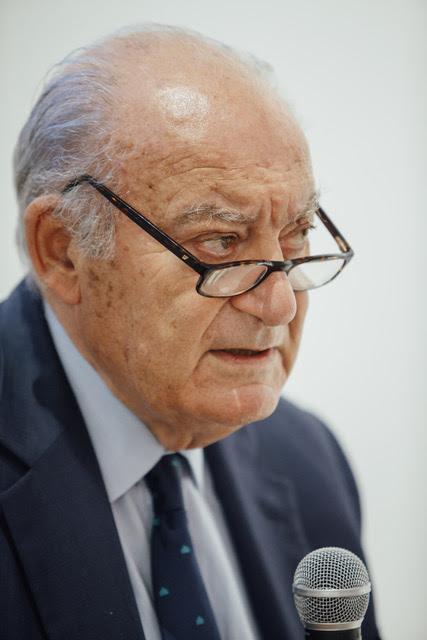 Giuseppe De Rita 2020