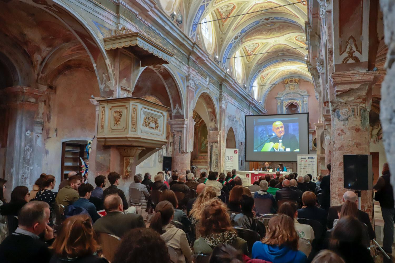 Villanova Antica Chiesa di Santa Caterina Dialoghi Eula 2019 Elia Vazquez