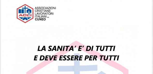 La Guida - Le Acli provinciali di Cuneo a sostegno degli operatori sanitari