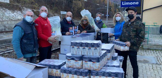La Guida - Derrate alimentari per la popolazione della Valle Roya