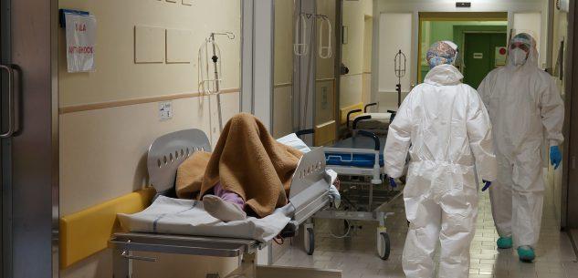 La Guida - Letti Covid pieni negli ospedali della Granda
