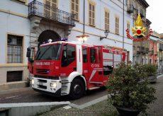 La Guida - Incendio al self service La Meridiana di Cuneo