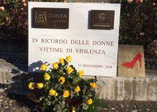 La Guida - Rose gialle per ricordare le donne vittime di violenza