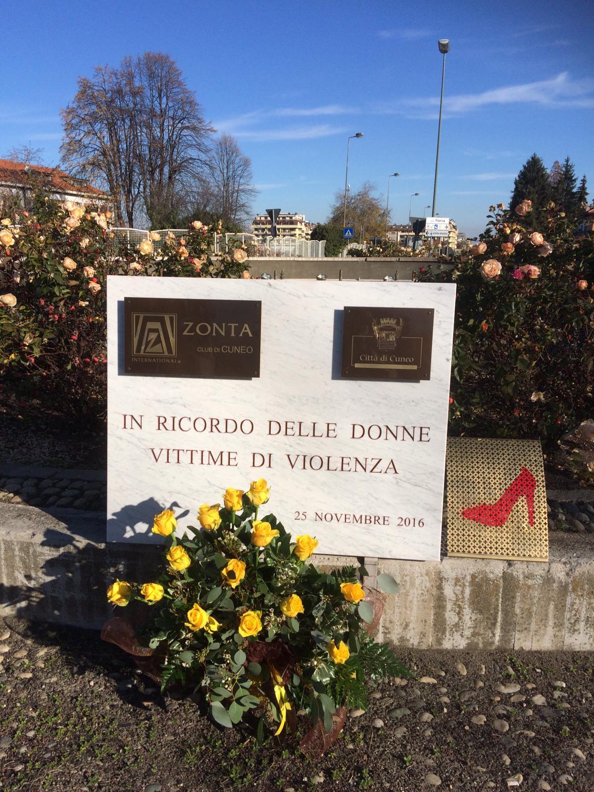 Cuneo - Rotonda di corso Francia