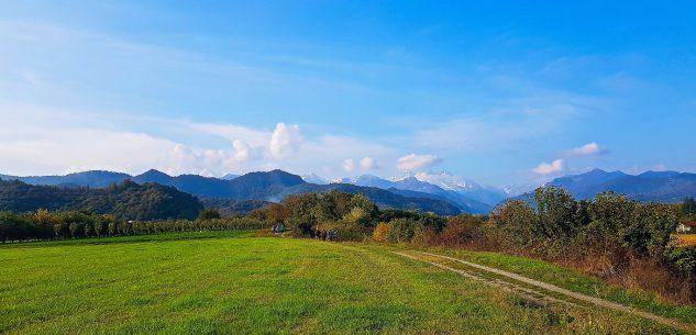 La Guida - Escursioni in valle Po, lungo il Gesso e da Roccavione