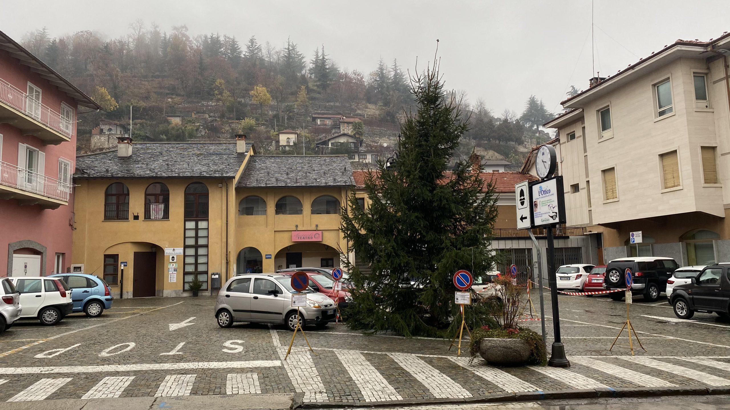 Caraglio - Albero di Natale