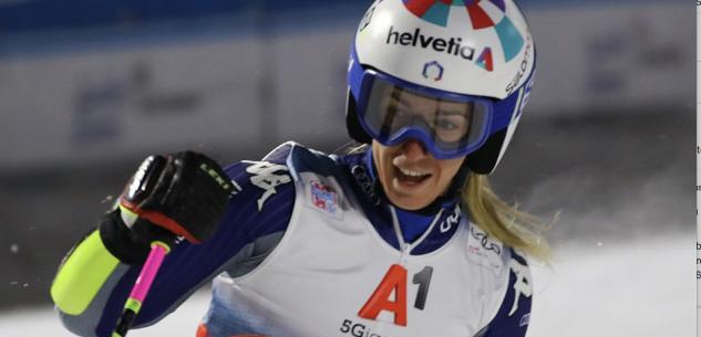 La Guida - Allenamenti a Solda per Marta Bassino in vista del SuperG di St.Moritz