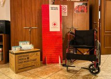 La Guida - La Croce rossa di Sampeyre ringrazia per i gesti generosi