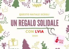 La Guida - Natale solidale scegliendo i regali con Lvia