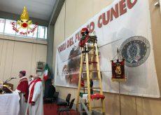 La Guida - Santa Barbara, festa per i Vigili del fuoco anche al comando di Cuneo