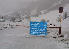 La Guida - Colle della Maddalena chiuso per neve