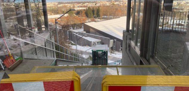 La Guida - Di nuovo operativo l'ascensore panoramico