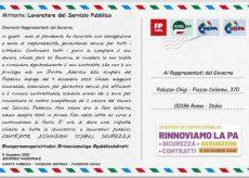 La Guida - Sciopero pubblico impiego, presidio a Cuneo e a Verduno