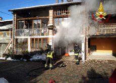 La Guida - Incendio in uno scantinato di Castellar