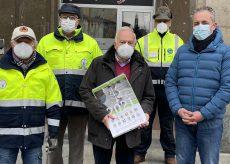La Guida - Verzuolo, calendario solidale in dono ai dipendenti comunali