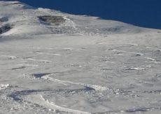 La Guida - Tre incidenti e una valanga sulle montagne cuneesi