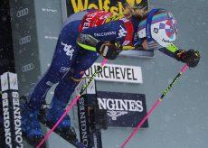 La Guida - Sfortunata Marta Bassino, esce a poche porte dal podio