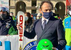 La Guida - Contributo di 2000 euro ai maestri di sci del Piemonte