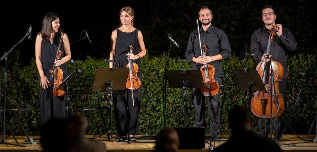 """La Guida - Il quartetto Amouage per """"Un teatro come casa"""""""