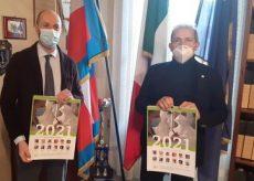 La Guida - Il Comune di Scarnafigi compra i calendari per l'ospedale di Saluzzo