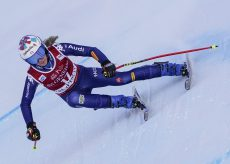 La Guida - Marta Bassino al 7° posto nella prima manche