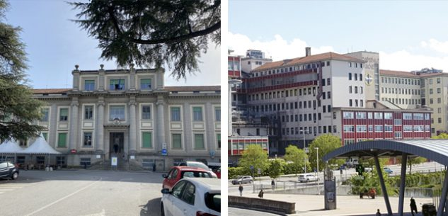 La Guida - Nuovo ospedale di Cuneo i due progetti del Carle e del Santa Croce