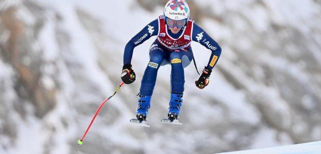 La Guida - Il salto della Kandahar tradisce Marta Bassino, fuori a metà gara
