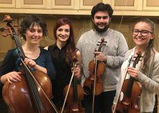 La Guida - Auguri di Natale in musica con il Tetrada Quartet