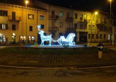 La Guida - A Borgo le mascherine le porta Babbo Natale