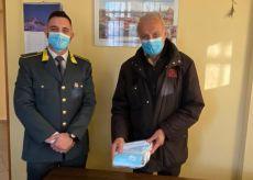 La Guida - Articoli per animali e mascherine confiscati finiscono in solidarietà