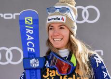 La Guida - Marta Bassino in corsa per la vittoria: è seconda nella prima manche