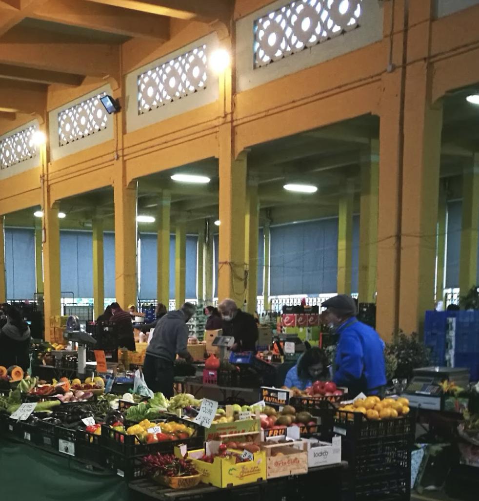 Mercato piazza Seminario
