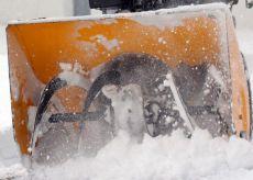 La Guida - Rimozione della neve negli spazi mercatali