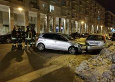La Guida - Incidente in corso Giolitti angolo via Meucci