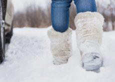 La Guida - A Gaiola obbligo di calzature idonee in caso di neve