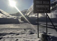 La Guida - Riaperta la SS21 del Colle della Maddalena