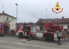 La Guida - Principi di incendio a Mondovì e Castagnito