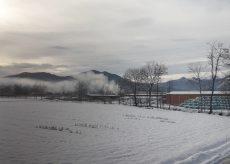 La Guida - Incendio in un fienile nella zona di Cervasca